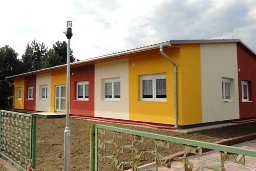 Kindergarten Containeranlage langfristig mieten