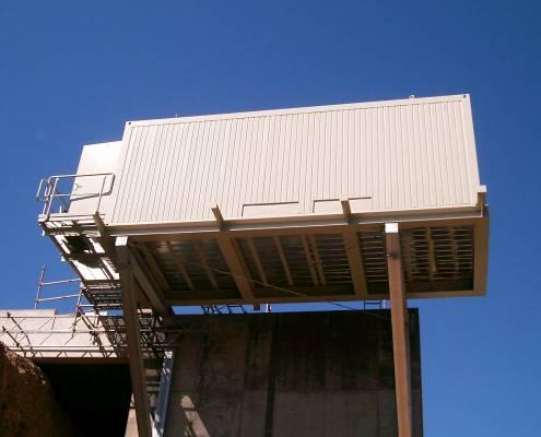 Technikcontaineranlage langfristig mieten