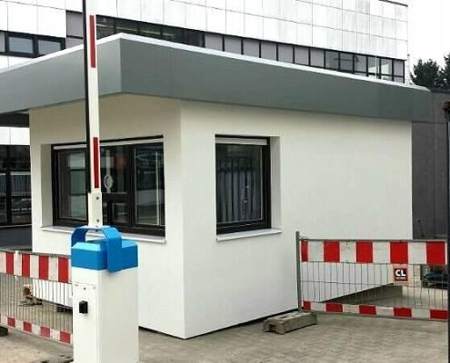 Pförtnerhaus als containeranage kaufen