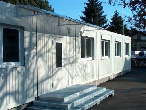 Standard Bürocontaineranlage