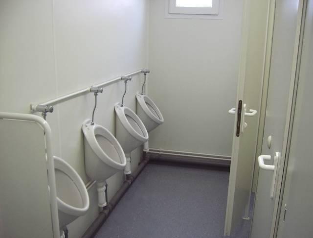 Toilettencontainer mieten
